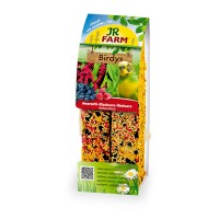 JR FARM BIRDYS STICKS WITH AMARANTH 130gr